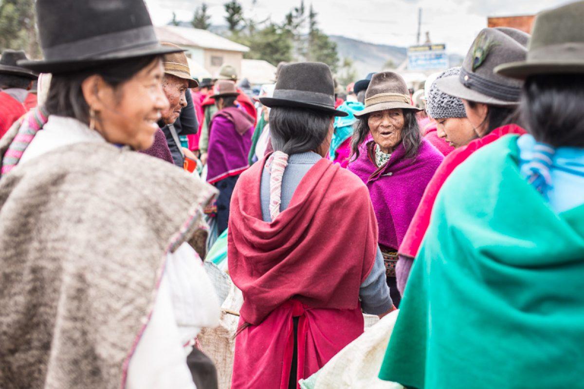 Ekvádor – Guamote